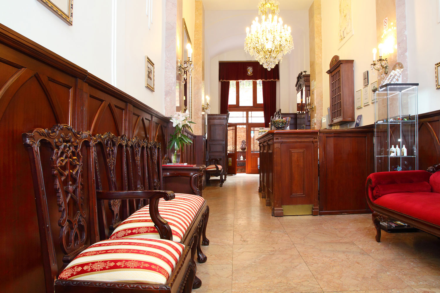 Hotel King Charles 4 (Prague, Czech Republic): photos and description, service, tourist reviews 36