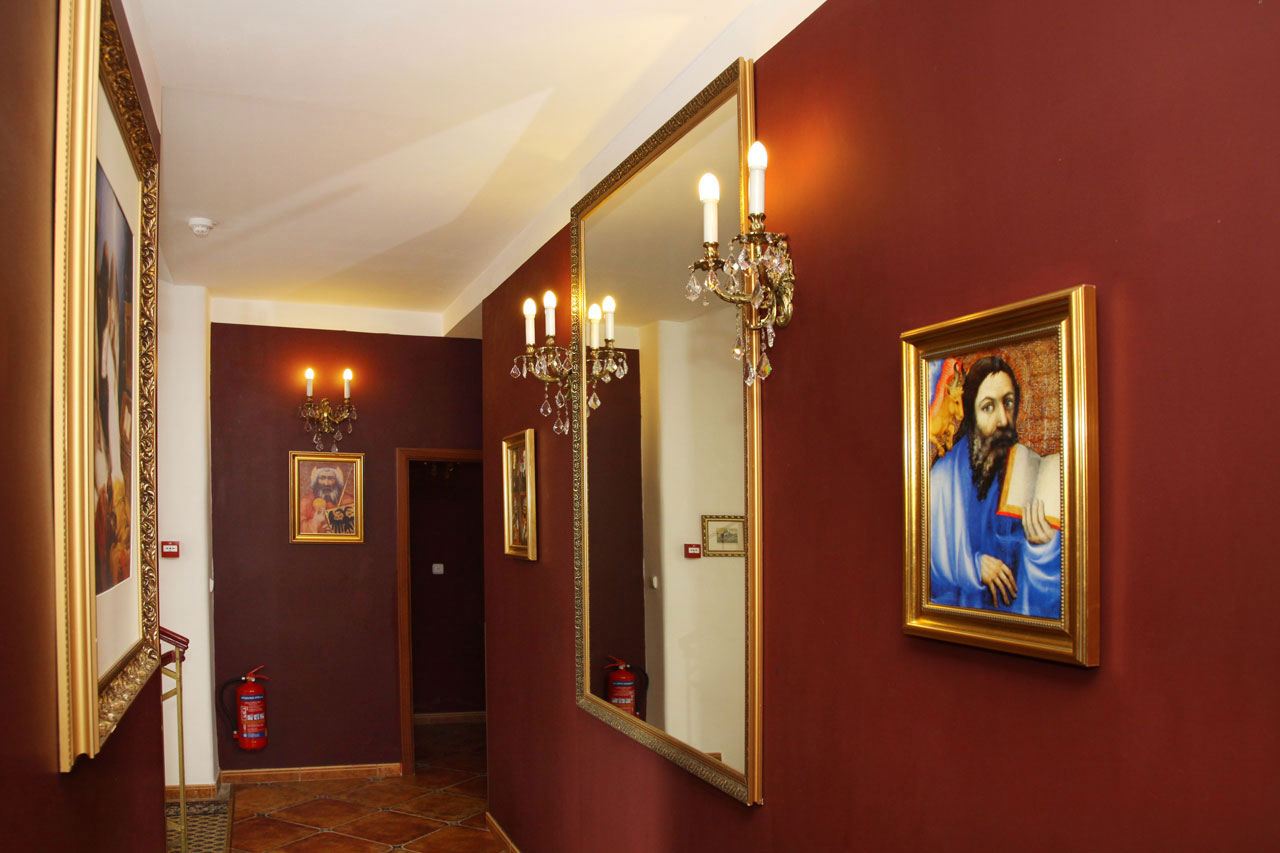 Photogallery king charles boutique residence prague for Boutique prague